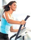 Tonification des muscles avec l'elliptique