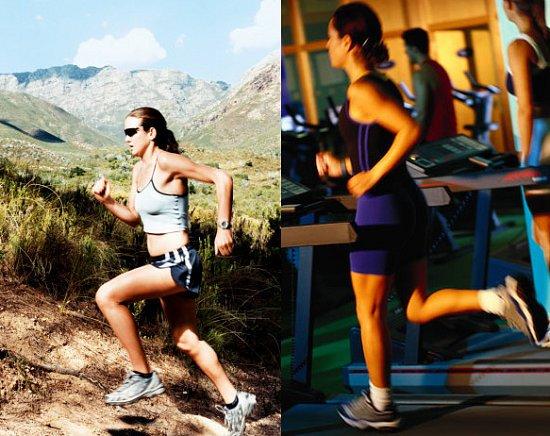 Sortie running en extérieur ou tapis de course
