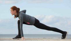 Exercices de stretching pour le bas du corps