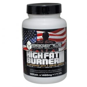 US Fatburner by BBGENICS - High Fat Burner III