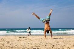 Se préparer physiquement pour être beau à la plage cet été